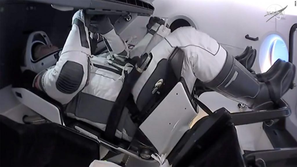 NASA and SpaceX target late September for next astronaut launch