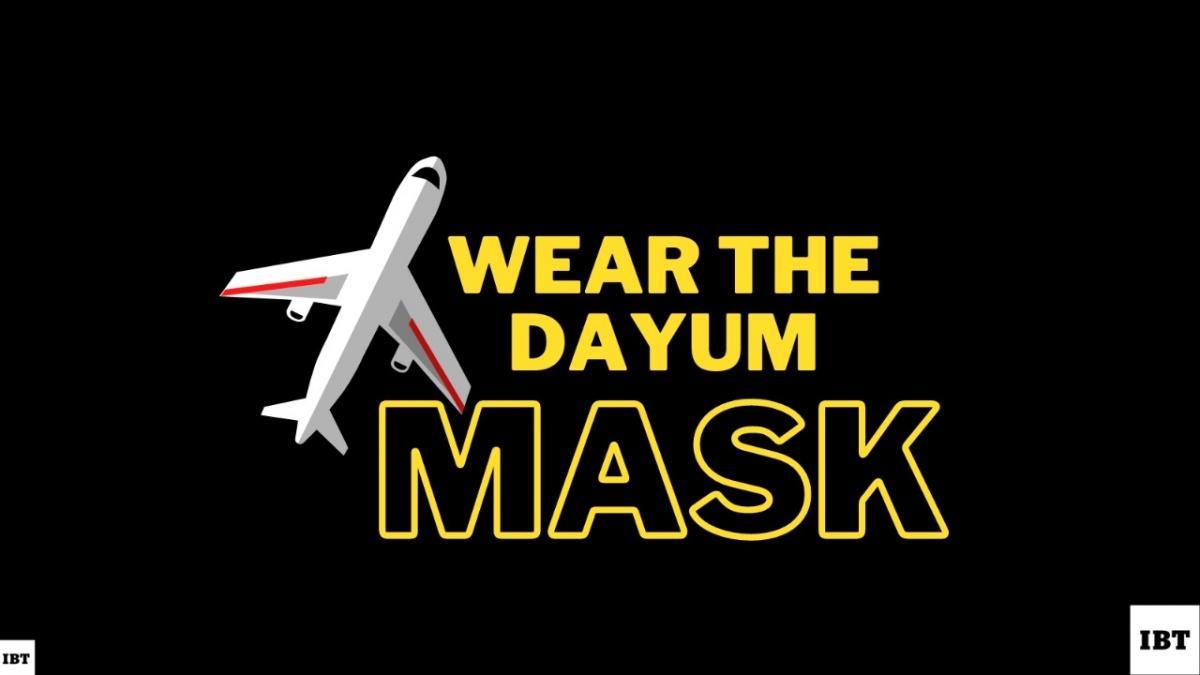 Delta Flight, Mask, Coronavirus, health