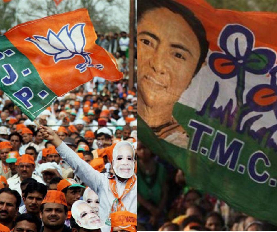BJP TMC