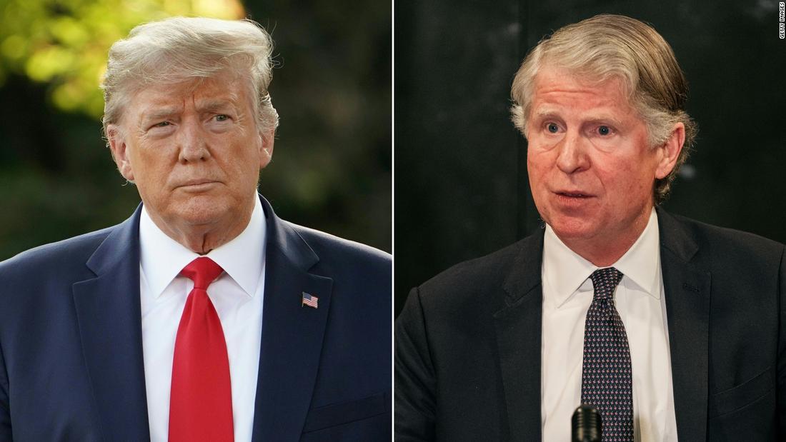 Los fiscales de Nueva York dicen que la investigación de Trump se extiende más allá de los pagos de silencio