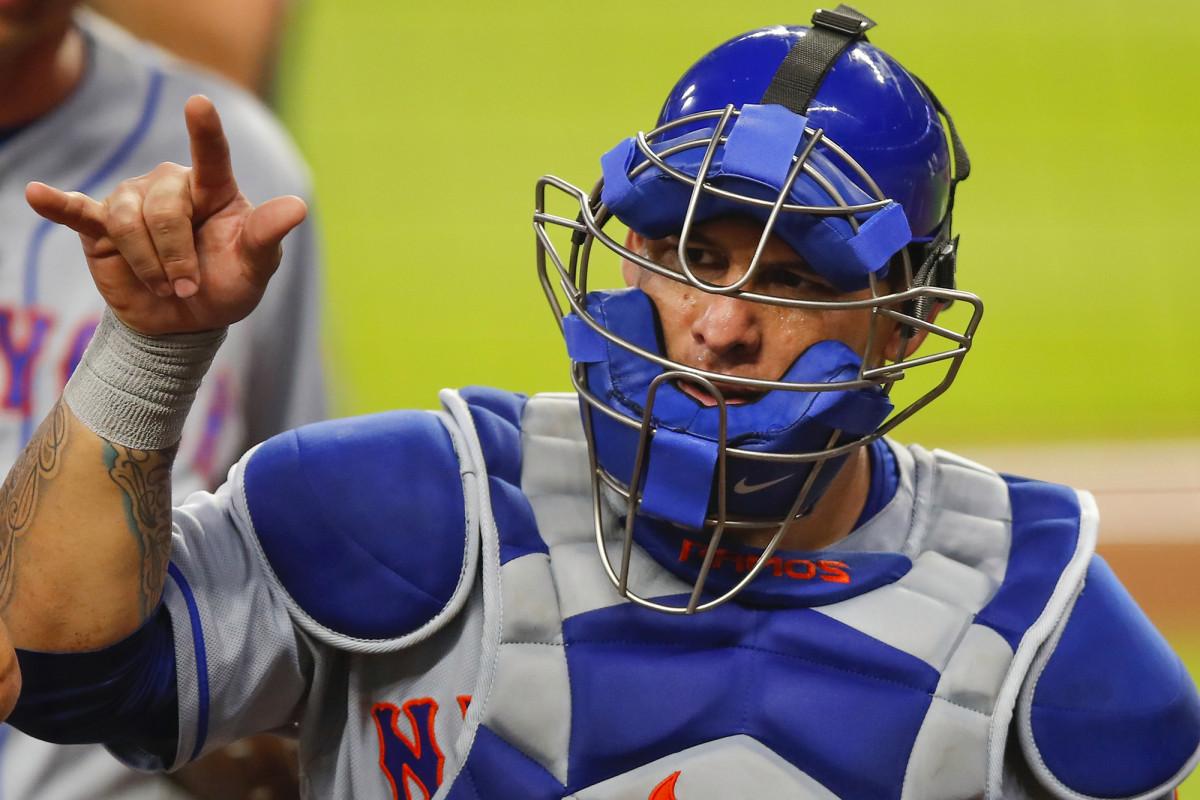 La ruptura de Wilson Ramos llegó justo a tiempo para los Mets, Jacob deGrom