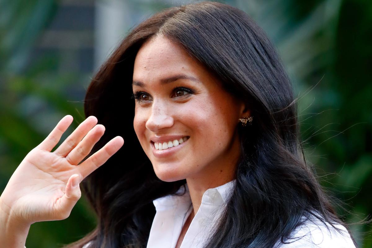 La familia real le desea un feliz cumpleaños a Meghan Markle cuando cumpla 39 años