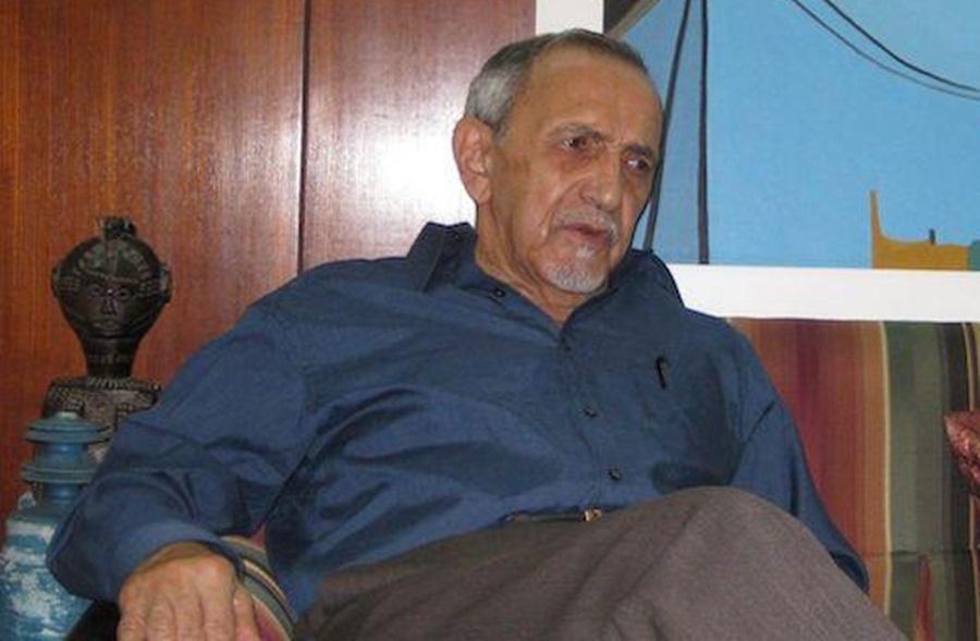 Theatre doyen Ebrahim Alkazi