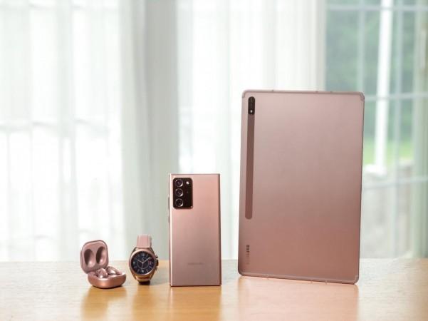 Familia Samsung Galaxy Note 20