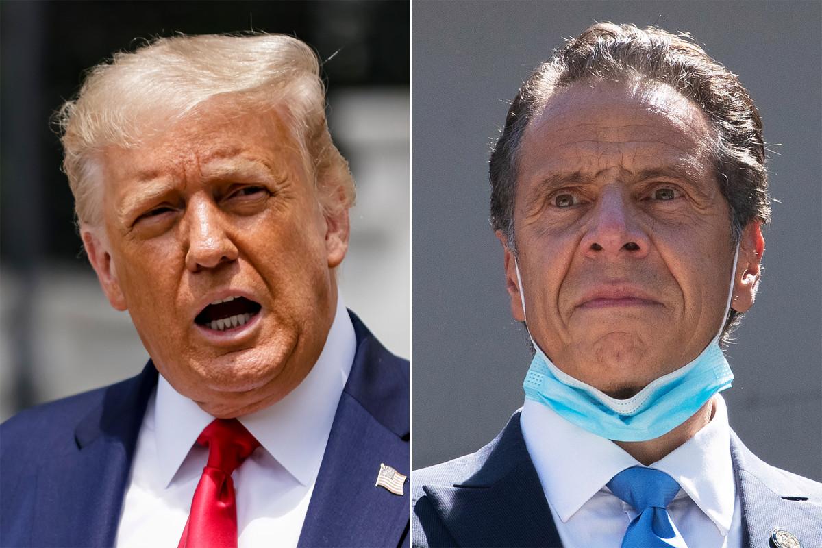 Trump se reunirá con Cuomo en Nueva Jersey para hablar del metro Second Avenue, tren LaGuardia