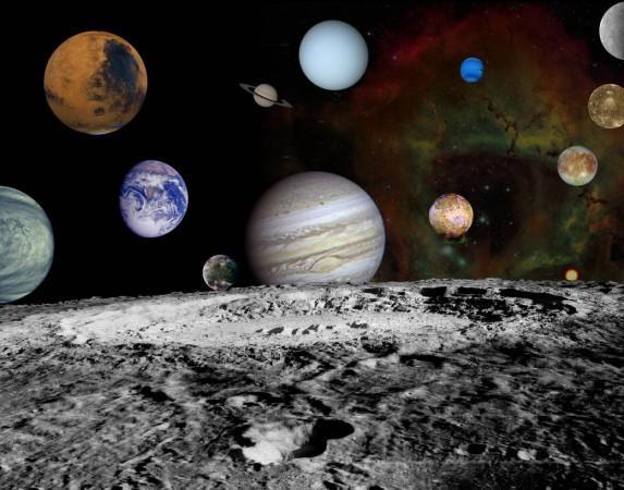 nasa, sistema solar, espacio, planetas,