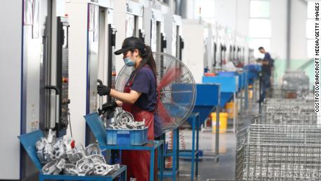 La economía de China está creciendo nuevamente. Esa es una buena noticia para el resto del mundo.
