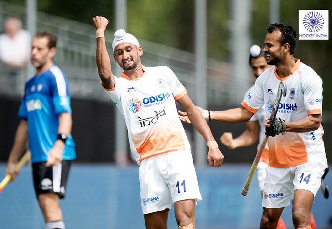 Mandeep Singh latest hockey player to test positive for coronavirus