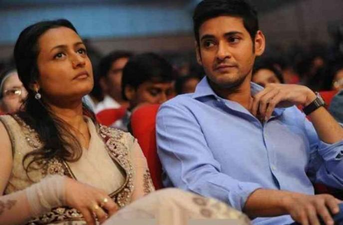Mahesh Babu y Namrata Shirodkar