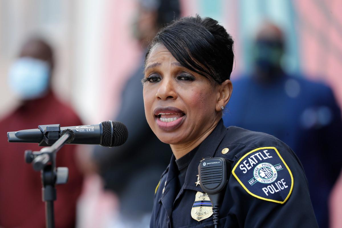 Jefe de policía de Seattle renunciará tras recortes en el departamento