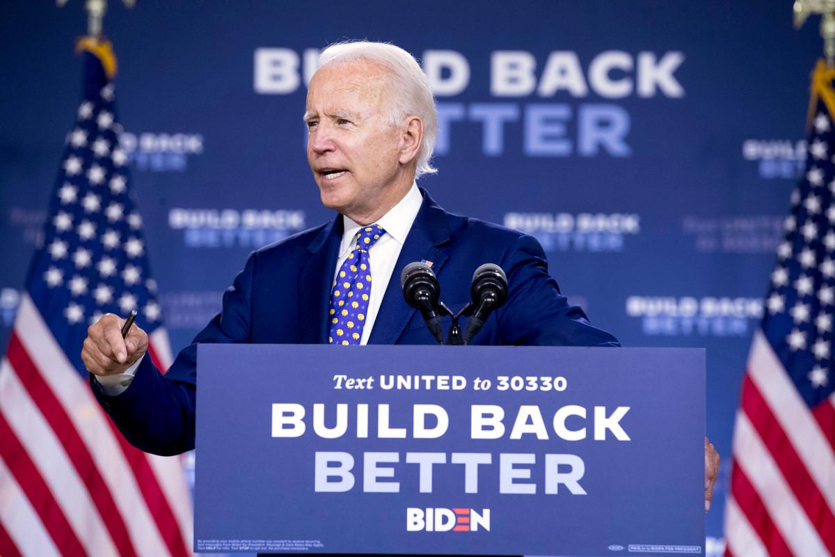 Más de la mitad de los posibles votantes no creen que Biden termine su mandato: encuesta