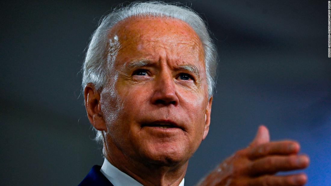 Kamala Harris elegida como vicepresidenta de Biden