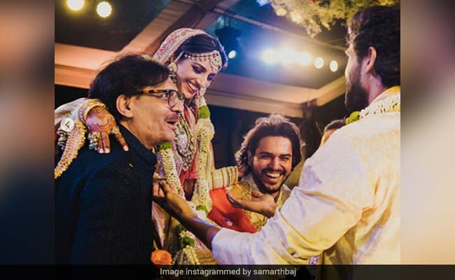 New Pics: This Is How Much Fun Miheeka Bajaj And Rana Daggubati Had At Their Wedding