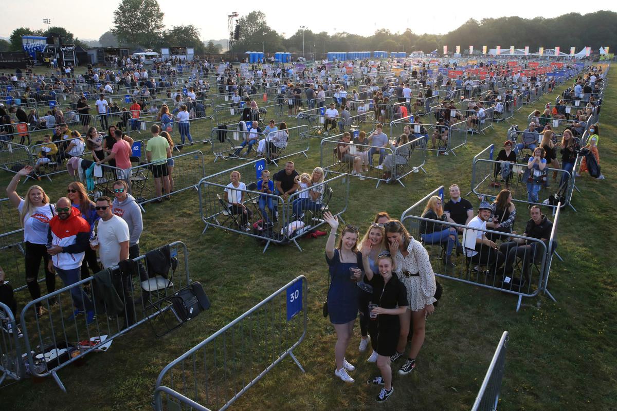¿Son los palcos VIP privados el futuro de los conciertos en directo?