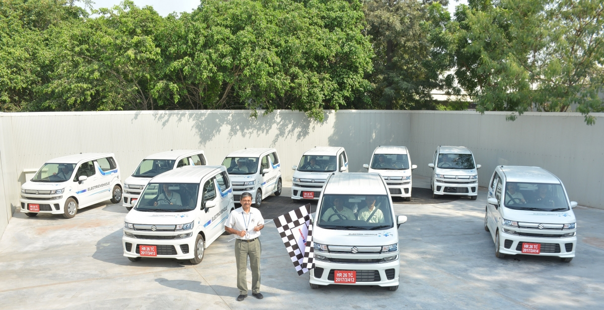 Maruti Suzuki electric vehicles