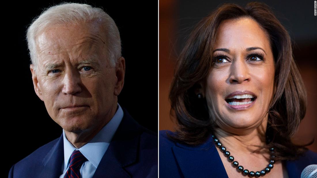 Discursos de Joe Biden y Kamala Harris: actualizaciones en vivo de las elecciones 2020