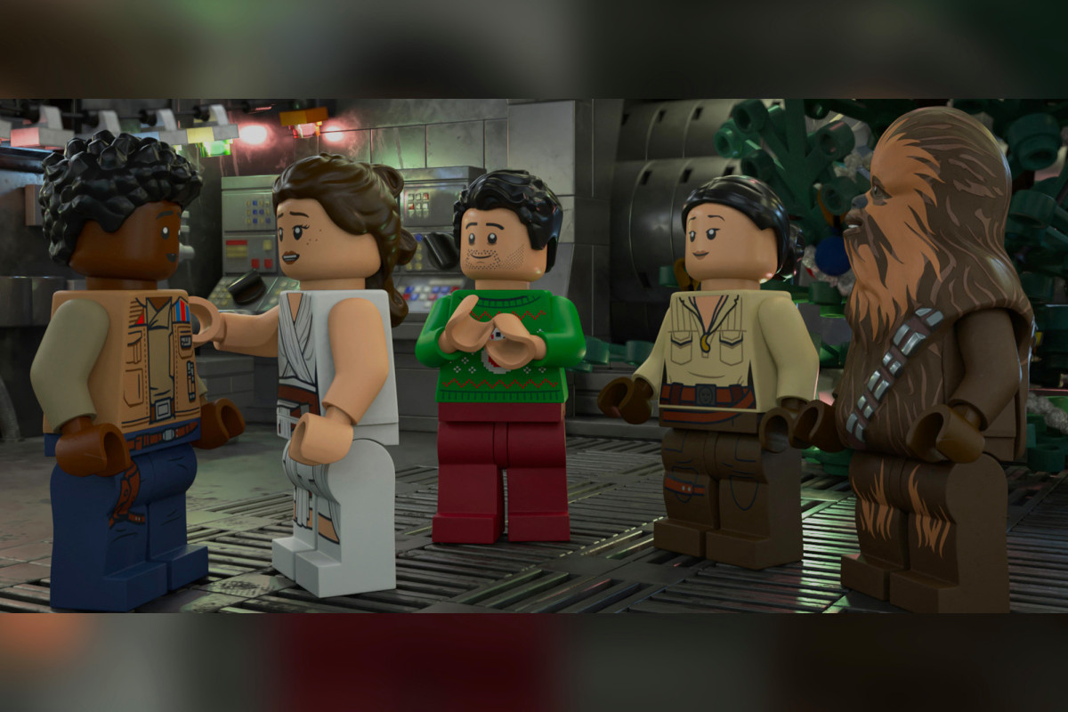 'Lego Star Wars Holiday Special' se dirige a Disney +