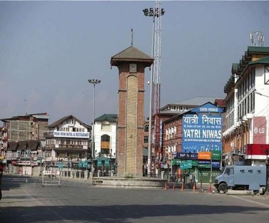 Lal Chowk de Srinagar