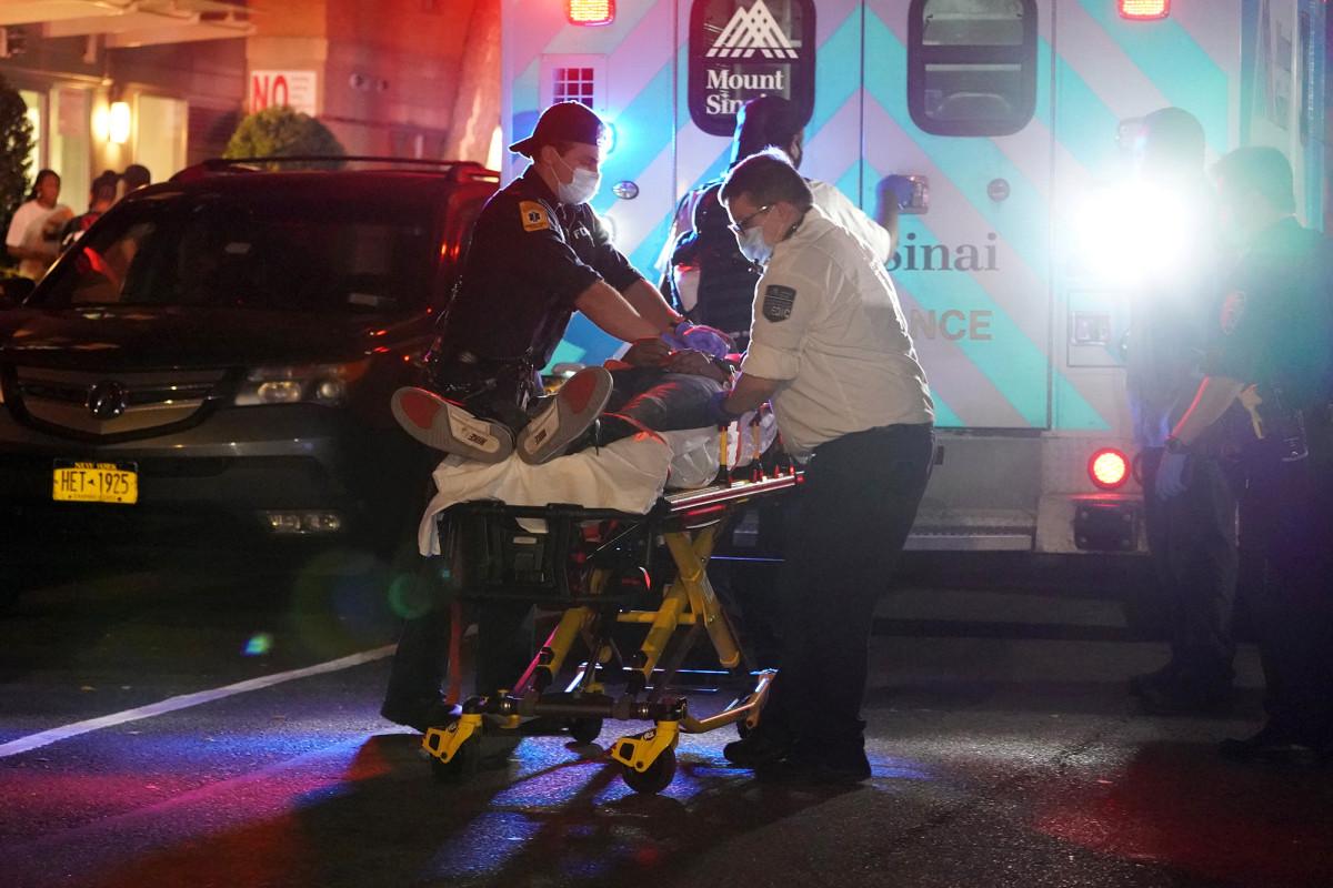 4 muertos, al menos 11 heridos durante la noche en tiroteos en Nueva York