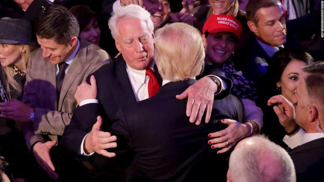 Robert Trump, el hermano menor del presidente Donald Trump, muere a los 71 años