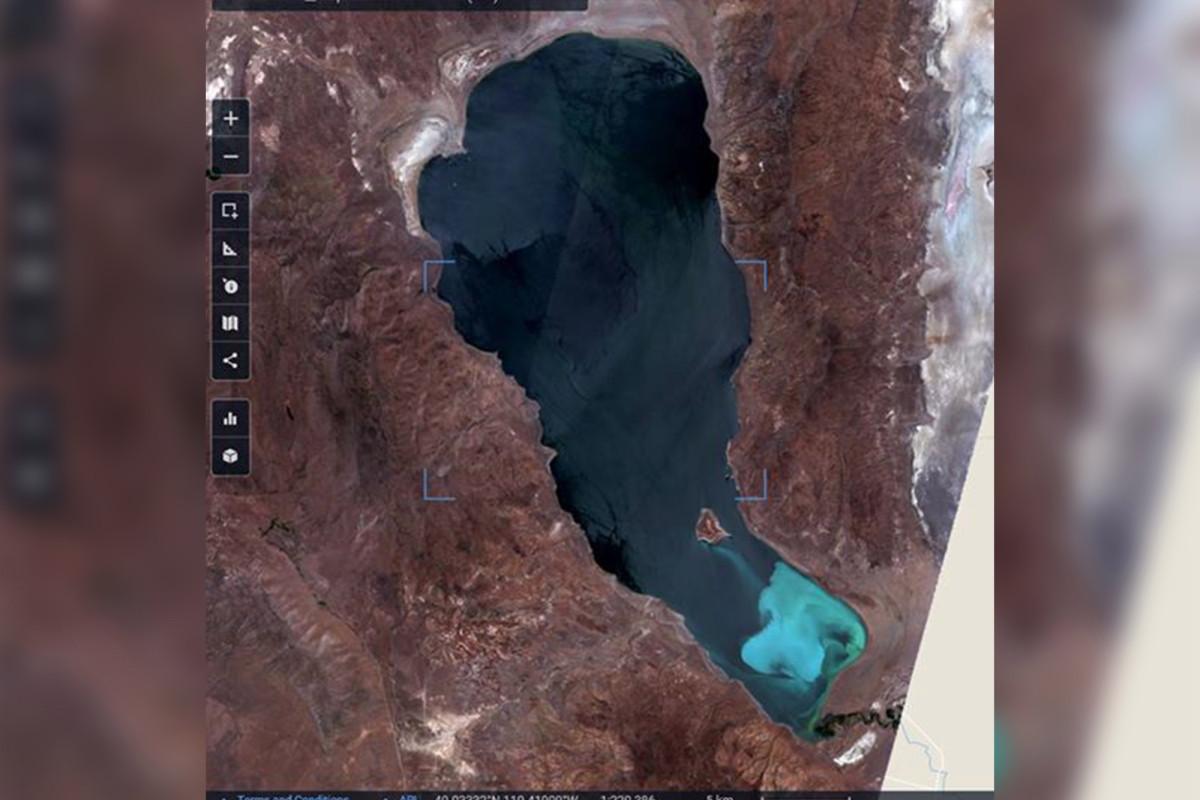 El lago de Nevada se vuelve un 'tono inusual' de turquesa después de que florecen algas tóxicas