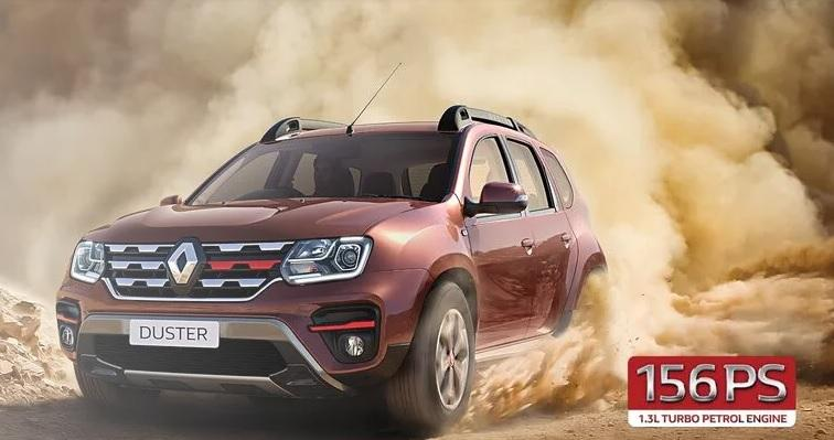 2020 Renault-Duster 1.3 liter turbo petrol launched