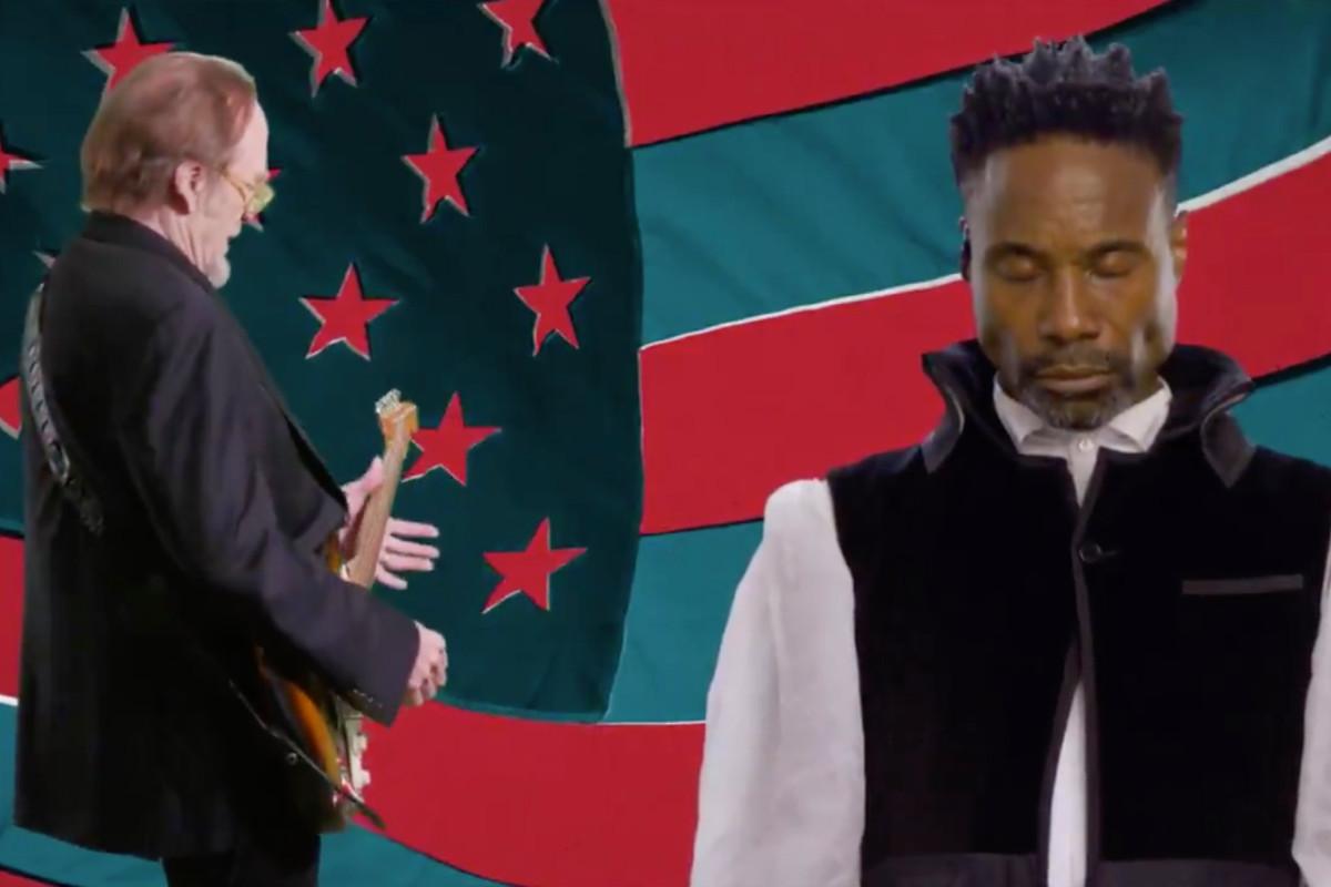 El primer día de DNC termina con el extraño video musical de Billy Porter