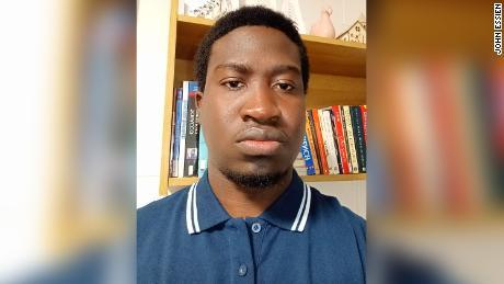 Andrew Saba dice que se siente 'traicionado por Nigeria'.