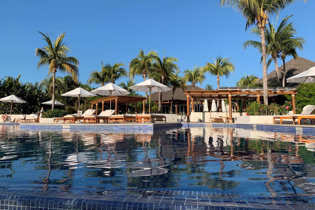 St. Regis Punta Mita ofrece alojamiento de lujo para trabajar desde casa
