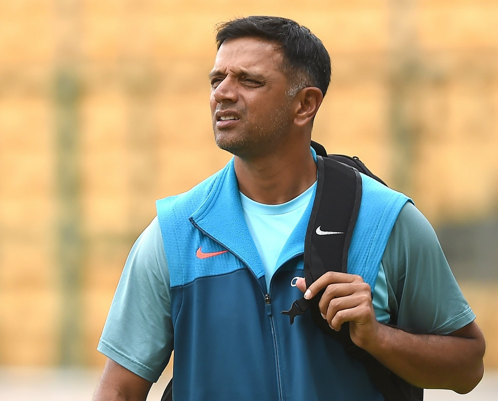 Raina did all the difficult things playing for India: Dravid