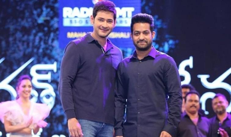 Mahesh Babu y Junior NTR