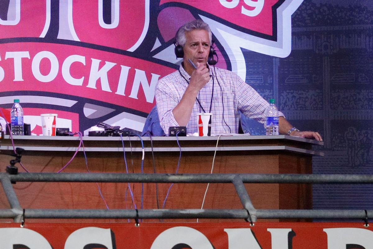Thom Brennaman se retiró de la cobertura de Fox NFL después de un insulto anti-gay