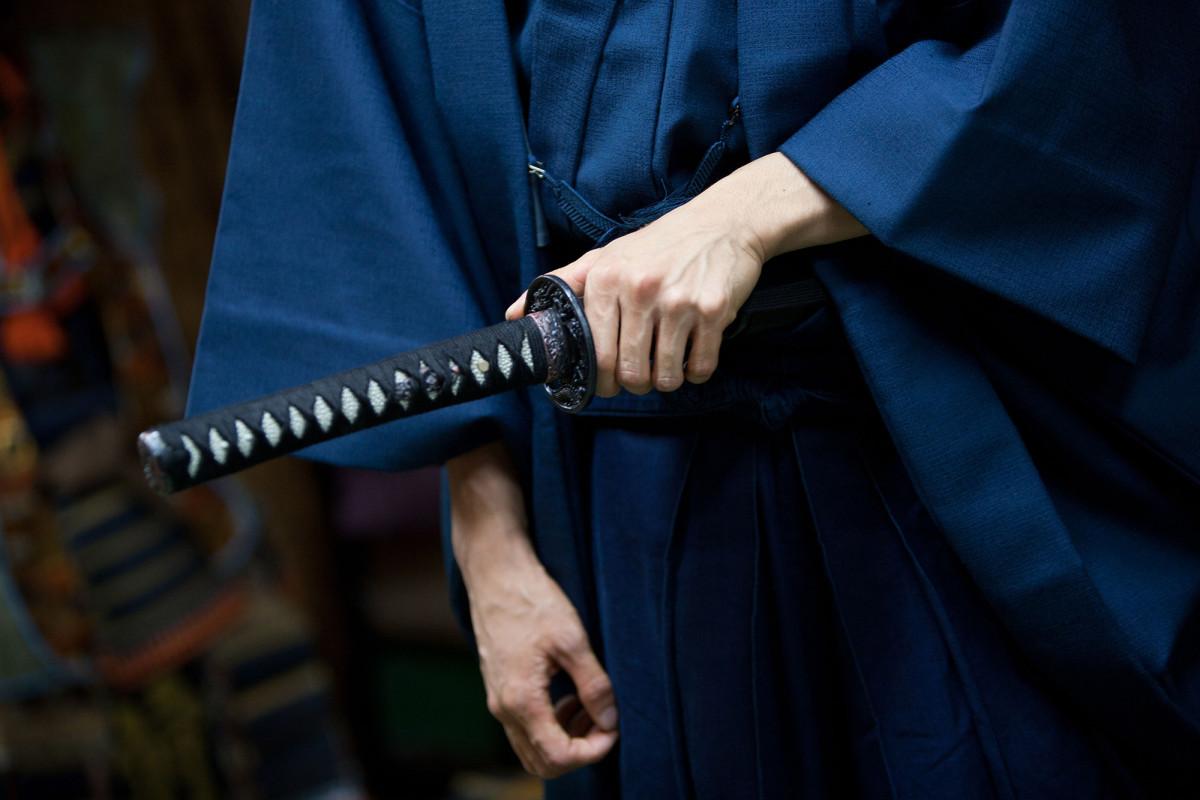 Los ladrones se cuelan y llevan a cabo un atraco en el museo ninja japonés