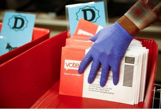 Correo en voto