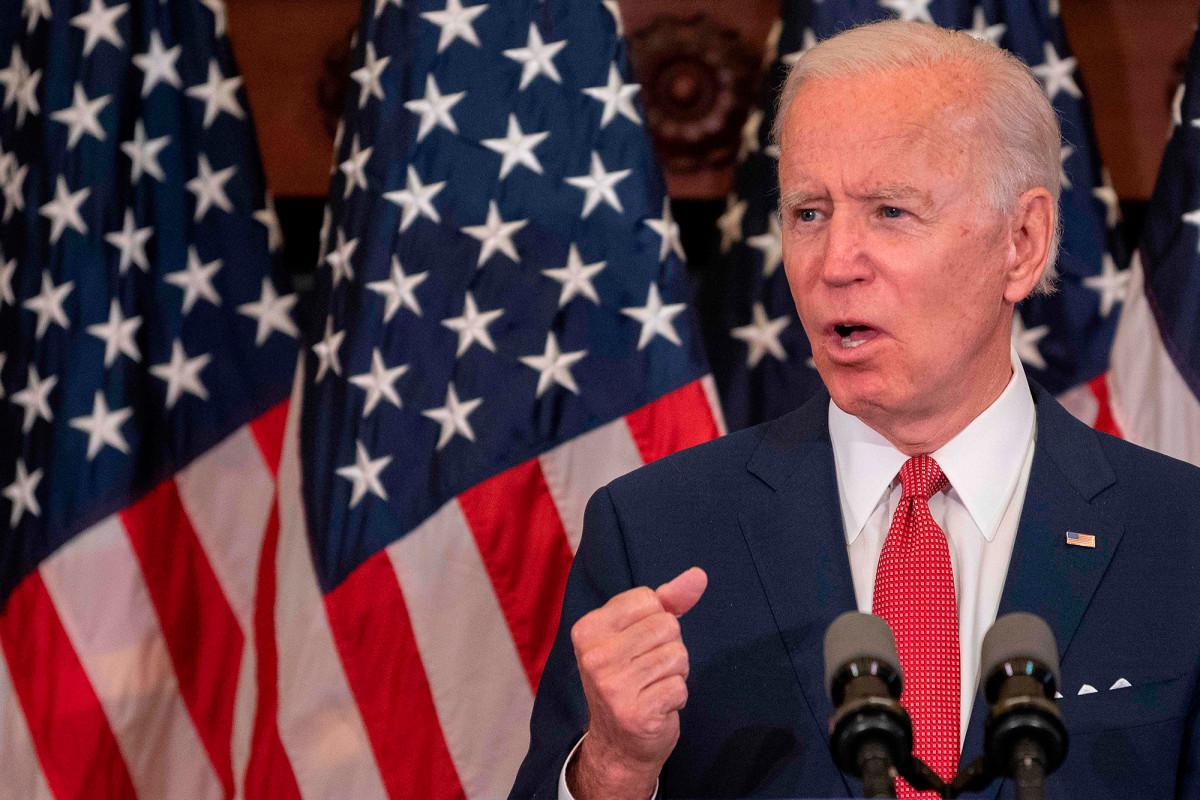 Las palabras de Biden no coinciden con la agenda y otros comentarios