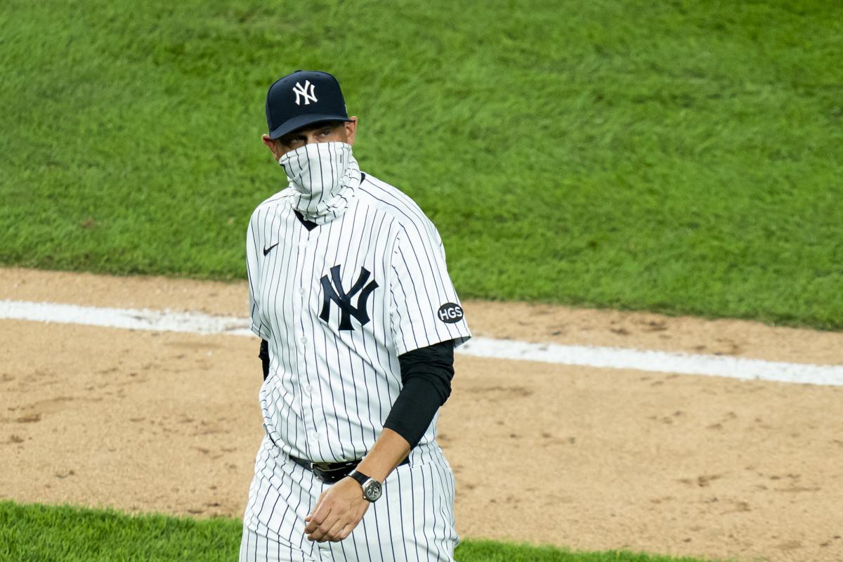 A Aaron Boone le gustan las oportunidades de los Yankees contra los odiados Rays