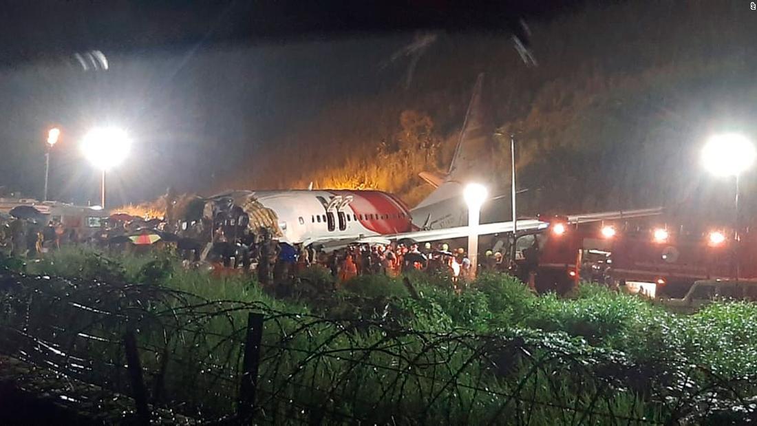 Cuatro niños identificados entre las víctimas de accidentes aéreos de Air India Express