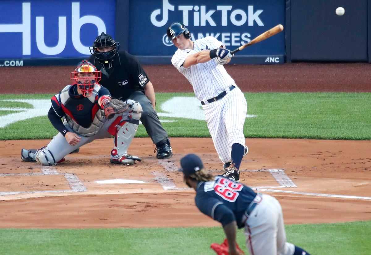 DJ LeMahieu lanza otros cuatro hits en la victoria de los Yankees