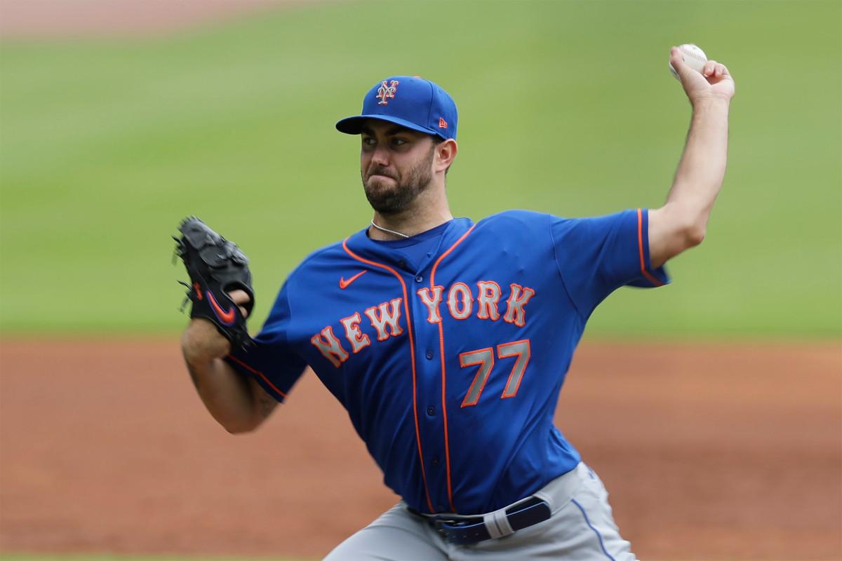 David Peterson muestra más promesa de los Mets durante un día caótico