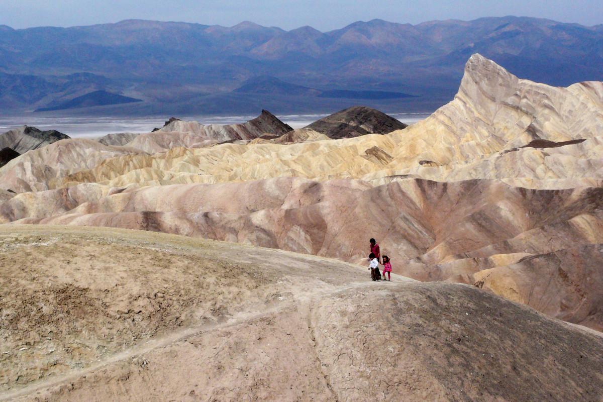 El Valle de la Muerte alcanza los 130 grados, potencialmente la temperatura más alta de la Tierra