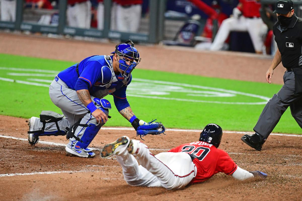 El bullpen de Mets implosiona en una terrible pérdida ante los Bravos