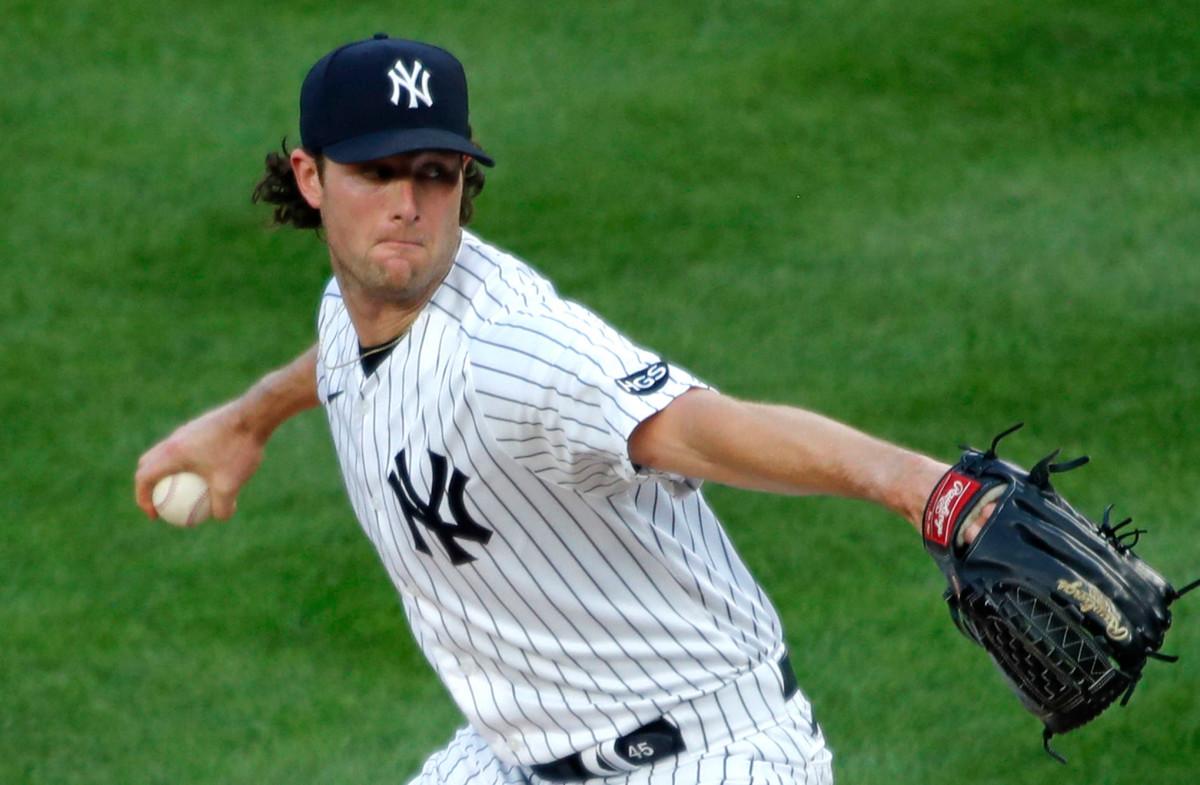 El invicto Gerrit Cole cree que tiene más para dar a los Yankees