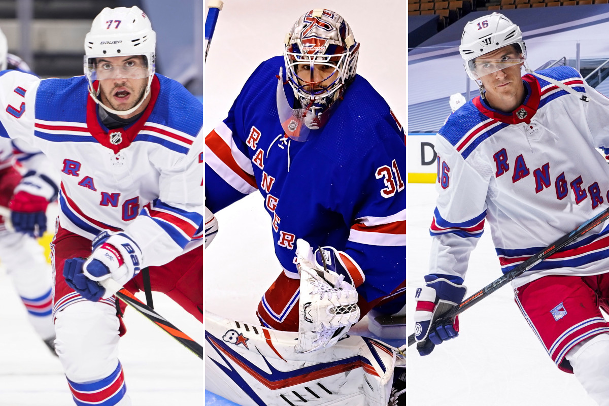 El misterio de Igor Shesterkin resuelto mientras los Rangers se enfrentan a una temporada baja ocupada