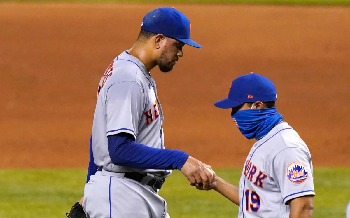 El plan de rotación de Seth Lugo de los Mets es un negocio arriesgado