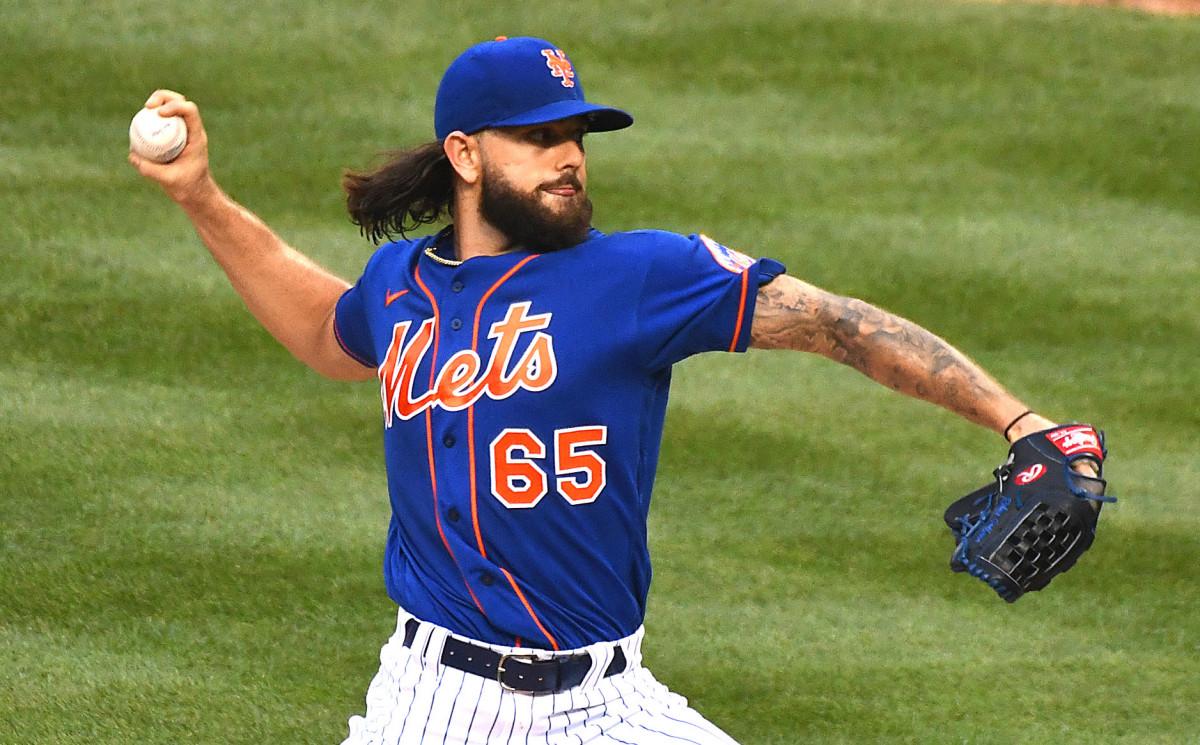 El regreso de Robert Gsellman a la rotación de los Mets fue difícil