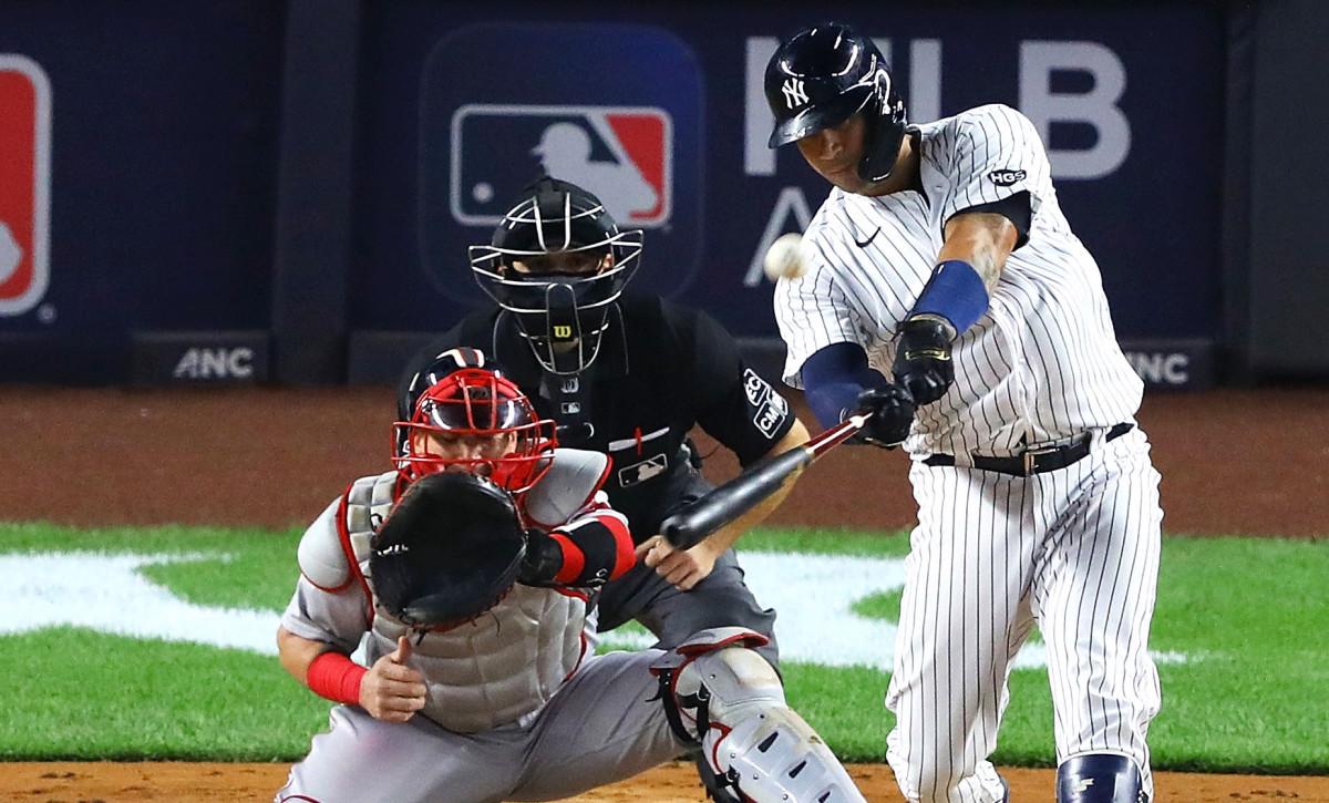 Gary Sánchez, Gleyber Torres comienzan a dar un impulso a los Yankees