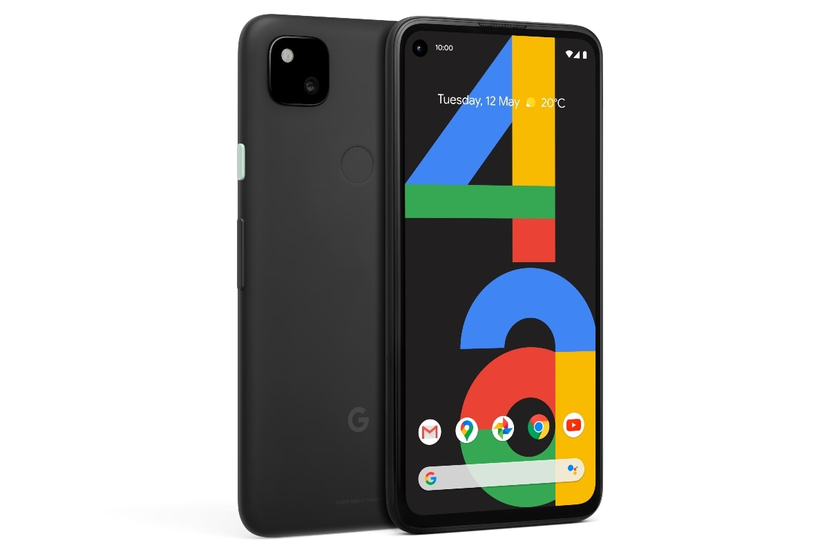 Google Pixel 4a With Hole-Punch Display, 12-Megapixel Rear Camera Launched: Price, Specifications
