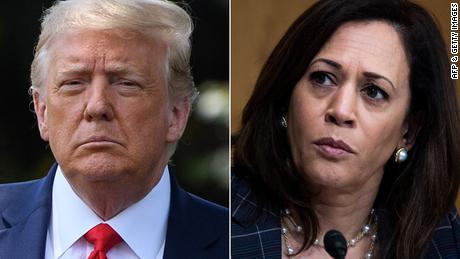La mentira de nacimiento de Trump sobre Kamala Harris magnifica los temas racistas de su campaña