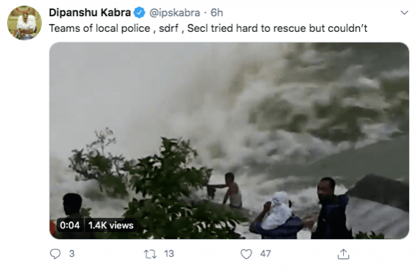 Tweet de Dipanshu Kabra