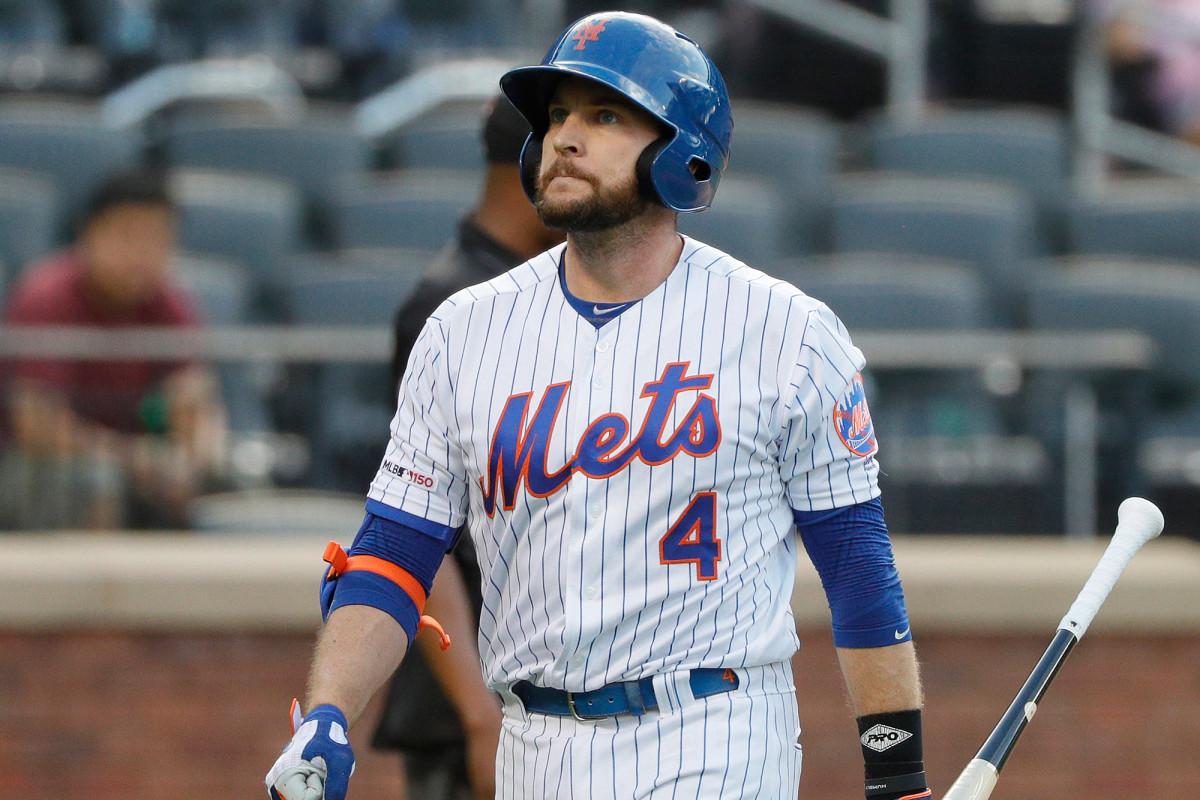 La tenencia de Jed Lowrie en los Mets parece haber terminado a medida que avanza 45 días IL